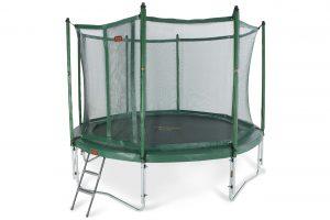 PRO-LINE 10 Groen + Veiligheidsnet + Ladder