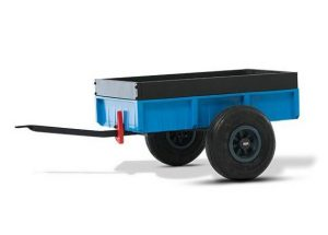 BERG Steel trailer XL