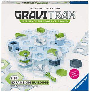 Gravitrax Expansion Building - Ravensburger knikkerbaan Uitbreidingsset