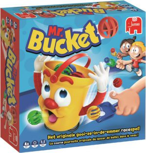 Mr. Bucket - Actiespel