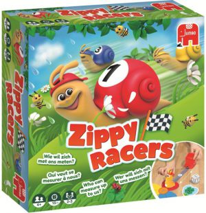 Zippy Racers - Kinderspel
