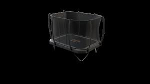 Avyna PRO-LINE 315 x 225 cm. Combi - Grijs - trampoline + veiligheidsnet + ladder