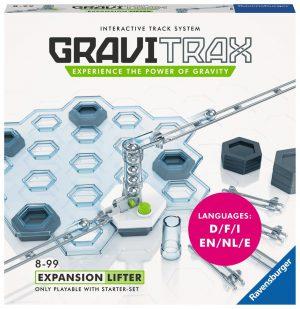 Gravitrax Expansion Lifter - Uitbreidingsset Lifter Ravensburger knikkerbaan