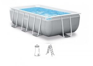 Intex Prism Frame Pool 300 x 175 x 80 cm.