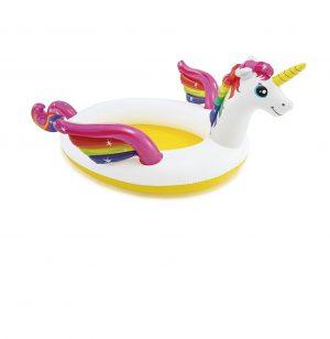 Kinderzwembad Intex Mystic Unicorn Spray Pool 272 193 x 104 cm. (