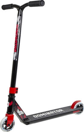 Stuntstep Dominator Trooper Black Red