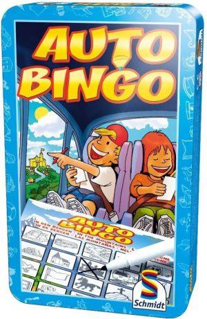 Auto bingo - Zoekspel