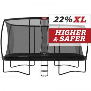 BERG Ultim Elite Regular 500 + Safety Net DLX XL