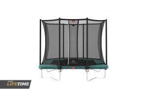 BERG Ultim Favorit Inground 280 Green + Safety Net Comfort